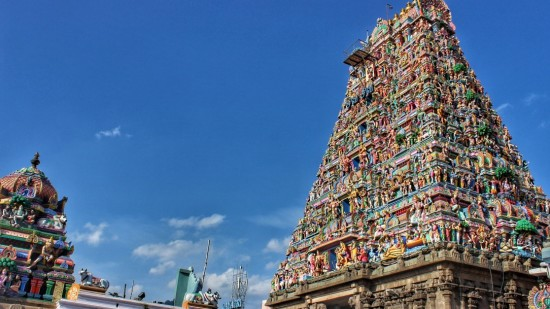 Kapaleeshwar Temple near Hablis Hotels Chennai