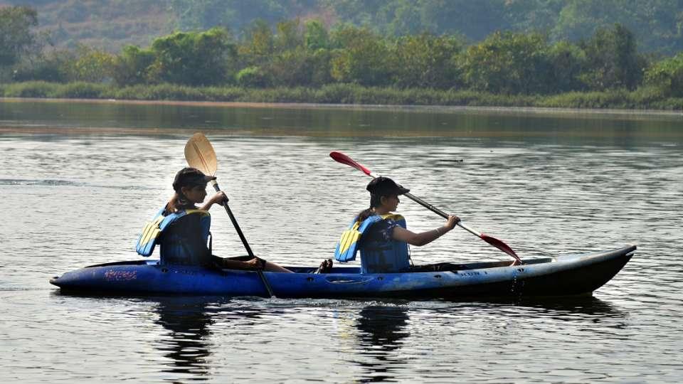 Kayaking - Kundalika