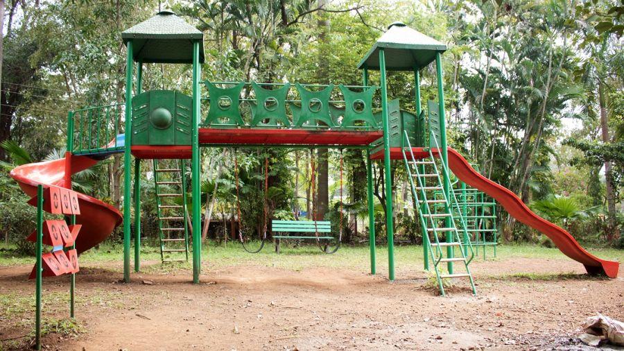 Kids Play Area - Sajan