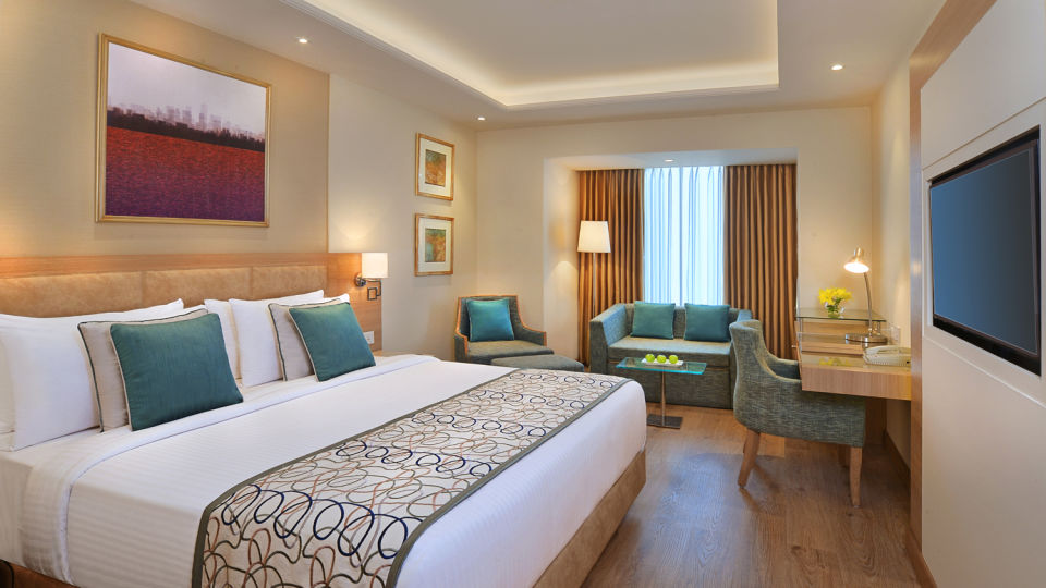 Executive room at Golden Sarovar Portico Amritsar