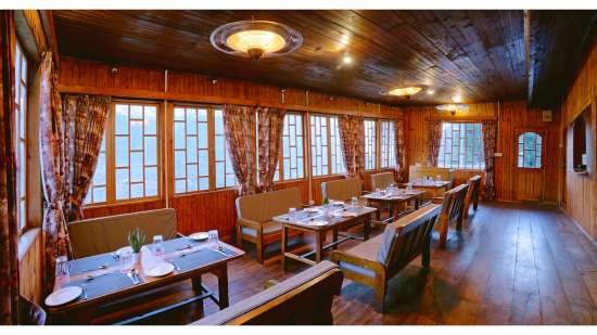 Restaurant 1 at Summit Alpine Resort Lachung