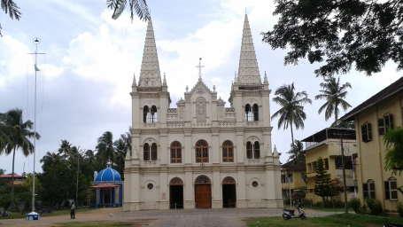 Hotel Arches, Fort Kochi Kochi Santa Cruz Basilica