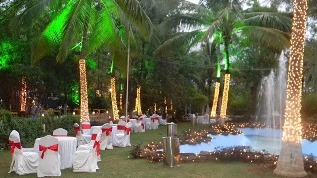 Fantasy Golf Resort Wedding 6