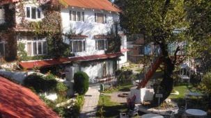 Hotel Facade alps resort dalhousie