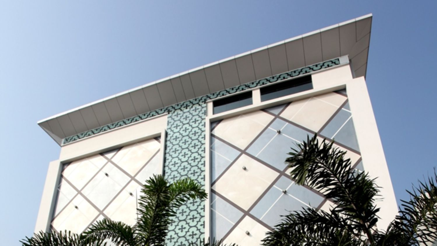 Facade at Paradigm Sarovar Portico Kakinada