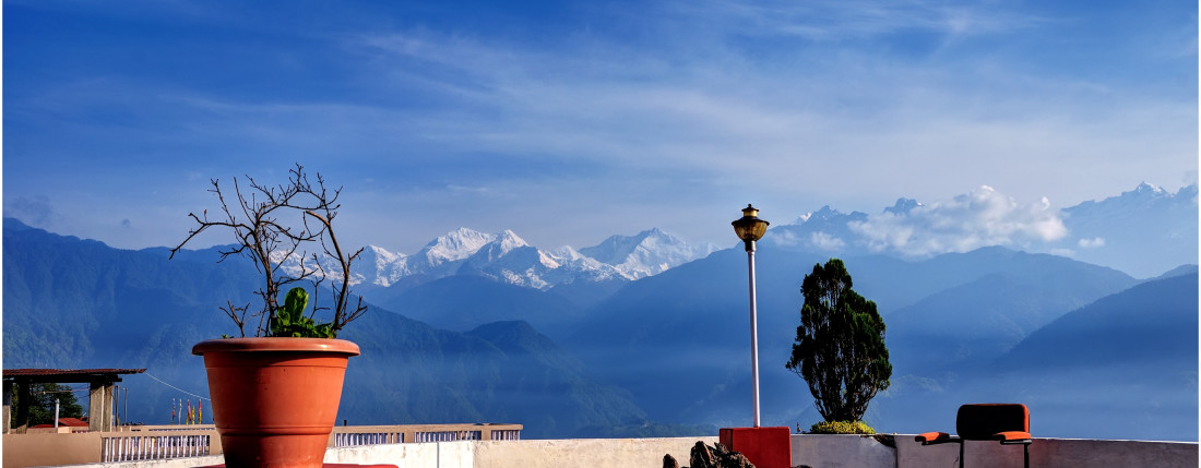 View Summit Newa Regency Spa Pelling Hotels in Pelling