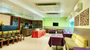 Suryama - Banquet setup