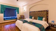 Deluxe Room at Sairafort Sarovar Portico Jaisalmer, best hotel rooms in Jaisalmer