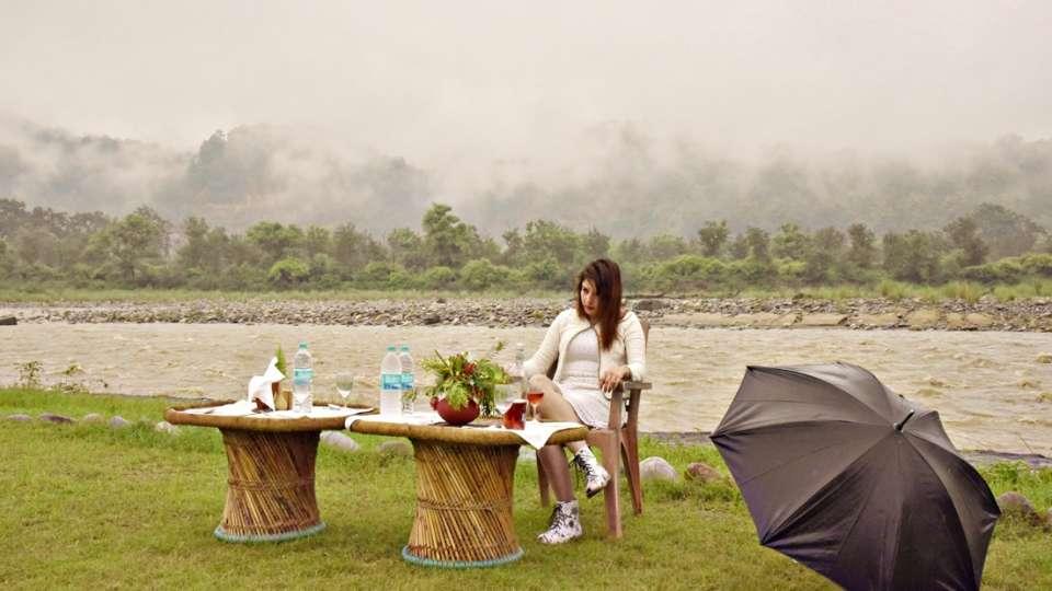 Tiger Camp Resort, Corbett Uttarakhand  DSC2005