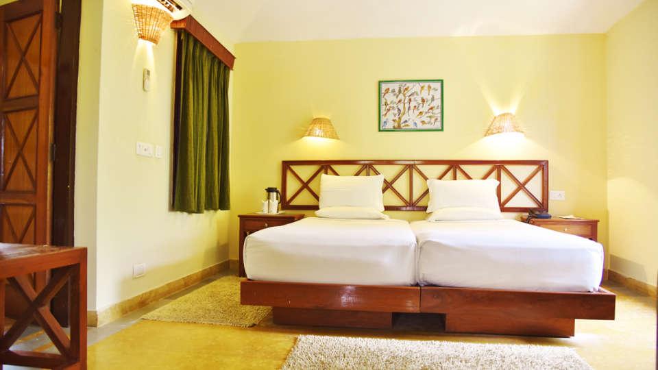 Tiger Camp Resort, Corbett Uttarakhand  DSC2406