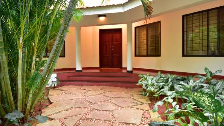 Family Villa Porch