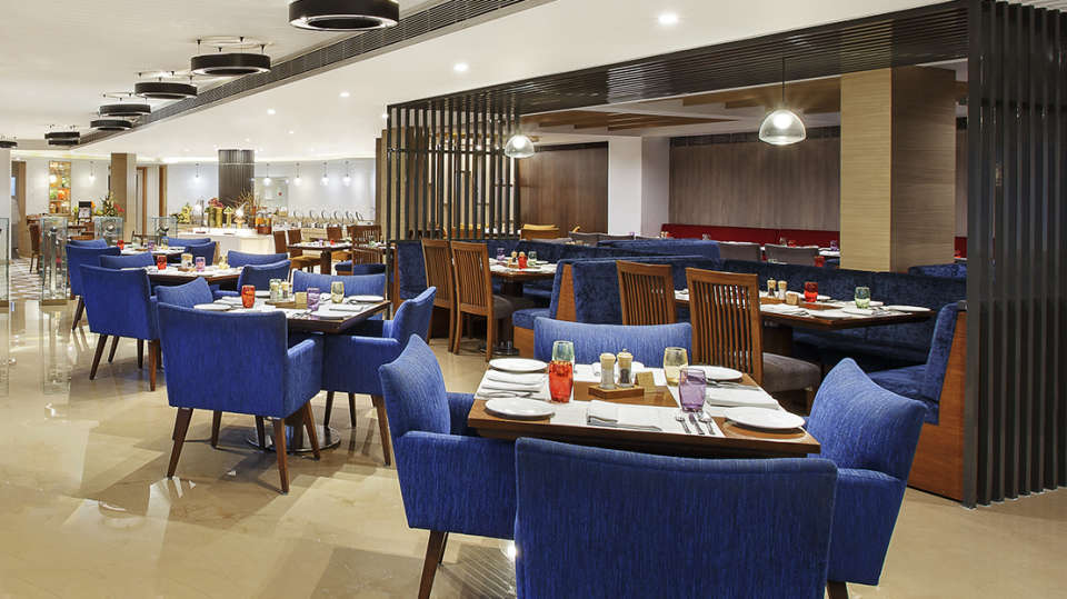 Dinning and Banquet RBD Sarovar Portico Bangalore 16