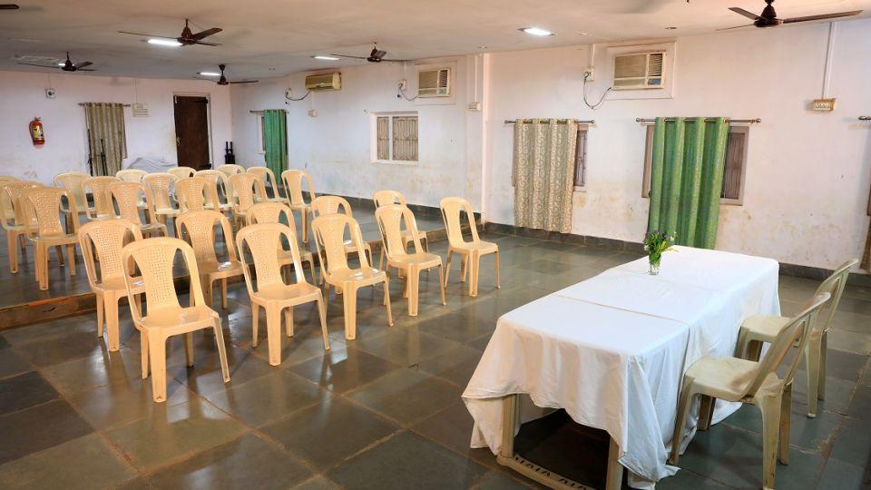 Conference Hall - Sajan