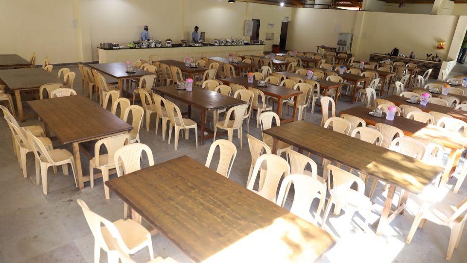 Dining Hall - Sajan 1