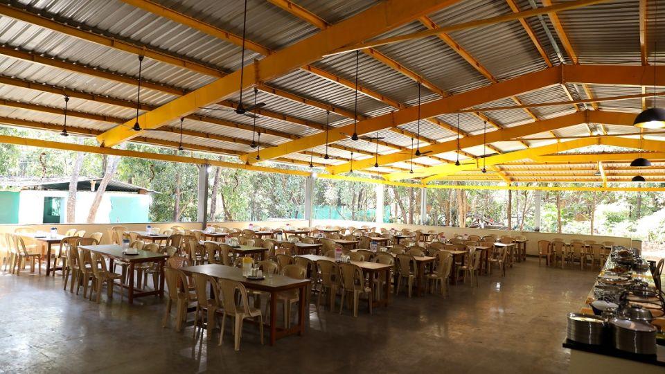 Dining Hall - Sajan
