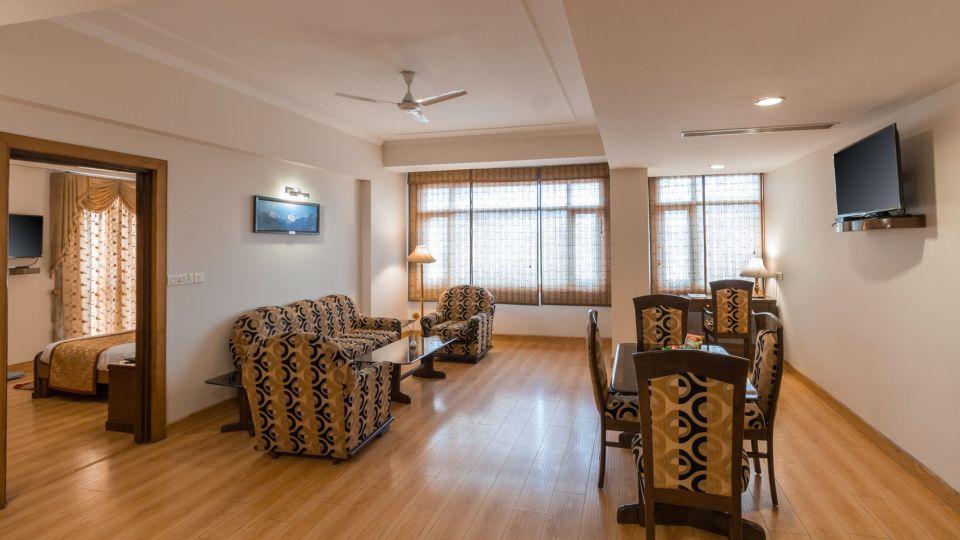 Presidential Suite2, Hotel Pacific Dehradun, suites in Dehradun