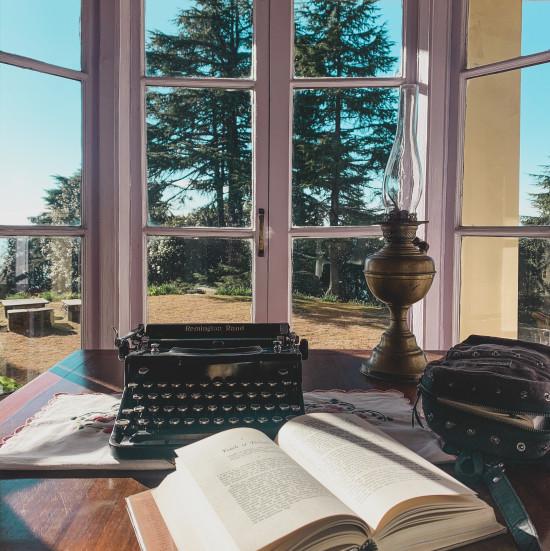Daytime study room