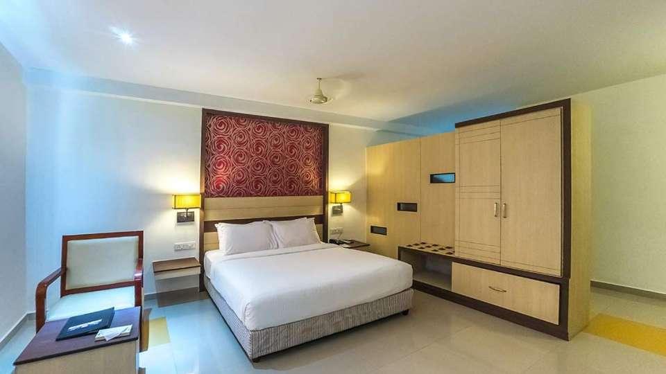 suite room 3 at Hotel SRM Tuticorin, Hotel in Tuticorin
