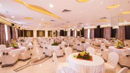 The President Hotel, Hubli Hubli Sammilan banquet hall The President Hotel Hubli