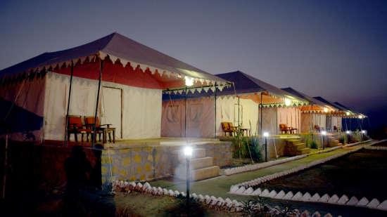 Exterior Tao Experience Jaisamler