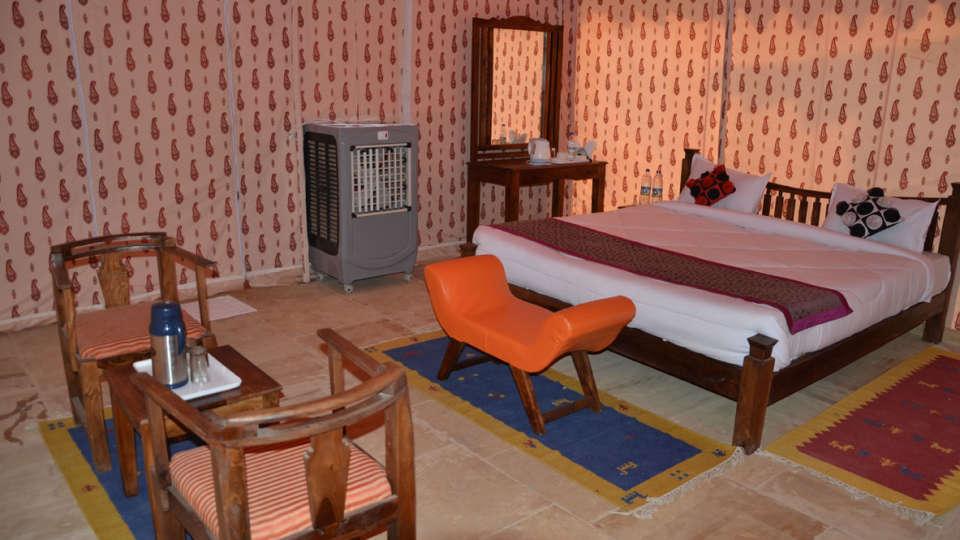 Interiors Tao Experience Jaisamler