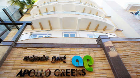 Apollo Greens Serviced Apartments, Bangalore Bangalore Apollo Greens Serviced Apartments Bangalore