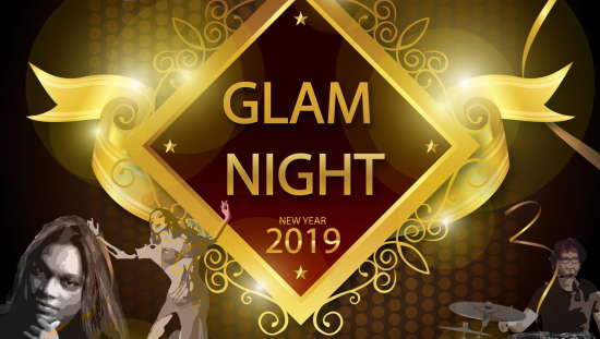 GLAM NIGHT at Gokulam Grand Hotel