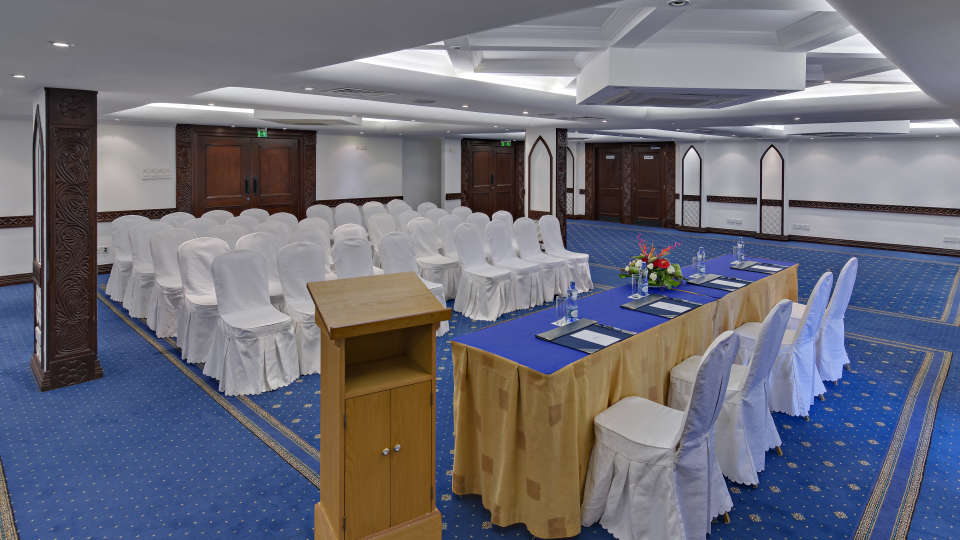 Conference Hall The Heron Portico Hotel in Nairobi 6