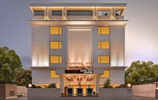 Facade, Hotel Southern, Karol Bagh, Hotel Near Delhi Railway Station