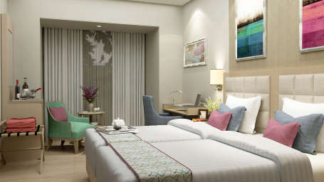 Deluxe Suites at Golden Sarovar Portico, Amritsar