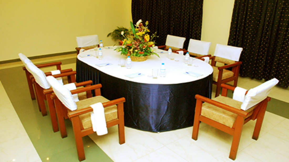 Hotel Annamalai International, Pondicherry Pondicherry Annamalai Board Room
