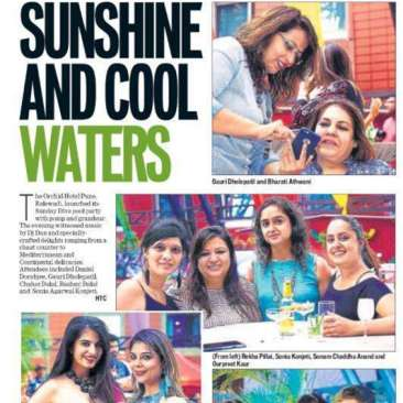 Print Media Coverage, The Orchid Hotel, Best Hotel In Pune 5