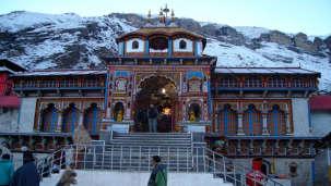 The Haveli Hari Ganga  Haridwar Location Badrinath Temple in Badrinath