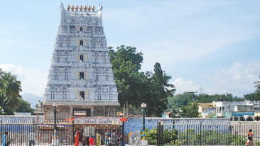 Temples in Tirupati,  Hotel Bliss, Tirupati Nearby Attractions 137