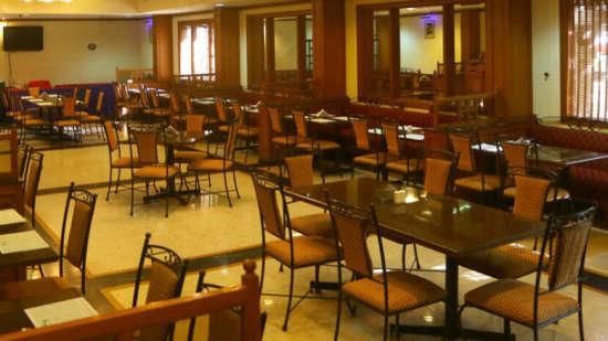 Kalyan Residency Hotel in Tirupati Restaurant