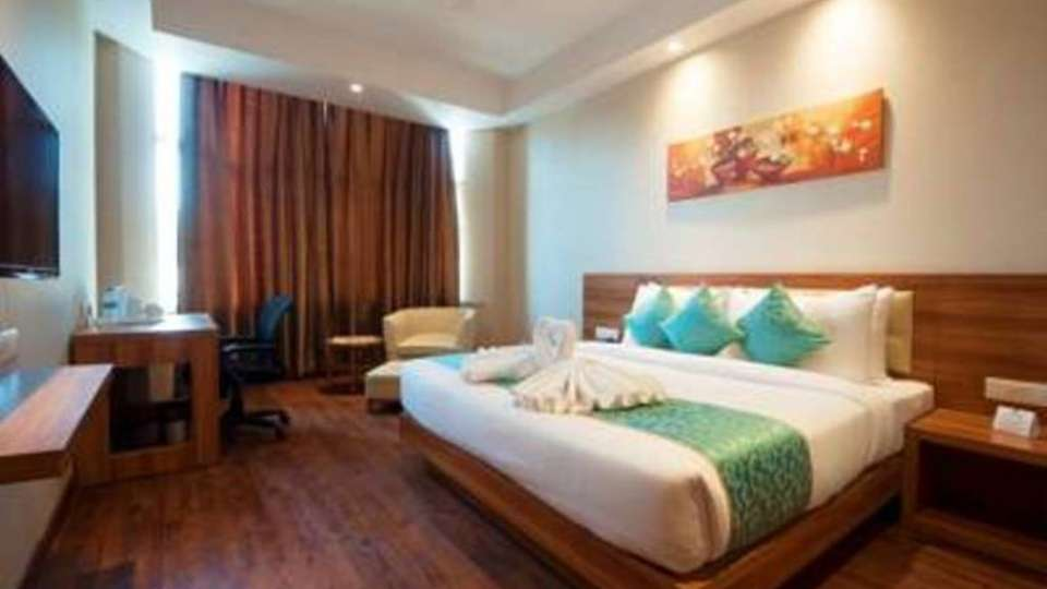 Rooms Hotel Le Roi Digah West Bengal 2