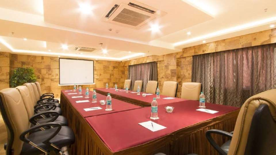 The President Hotel, Hubli Hubli Board room The President Hotel Hubli
