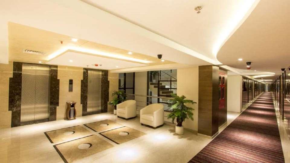 The President Hotel, Hubli Hubli Corridor The President Hotel Hubli