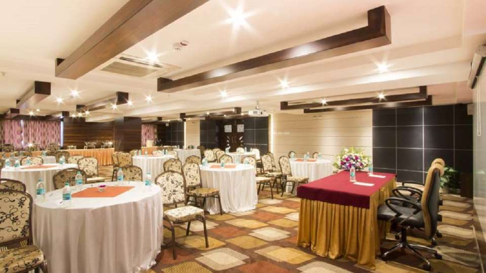The President Hotel, Hubli Hubli Orion hall The President Hotel Hubli