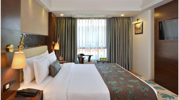 Premium Rooms at RK Sarovar Portico Srinagar 4
