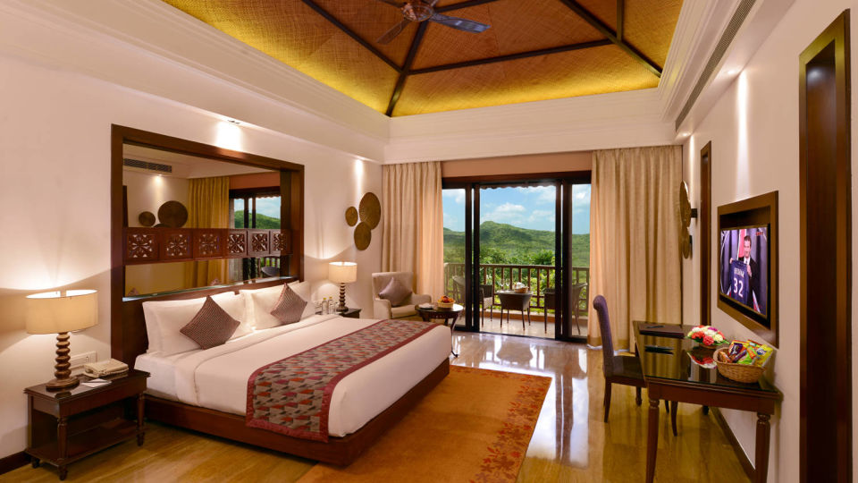Deluxe rooms in Udaipur