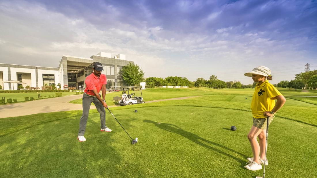 Karma Lakelands Golf Club in Gurgaon Karma Lakelands Golf Clubs Golf Course in Gurgaon 1