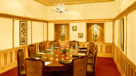 Central Heritage Resort & Spa, Darjeeling Darjeeling Conference Room Central Heritage Resort and Spa Hotel in Darjeeling