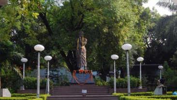 Chandrasekhar Azad Park Hotel Kanha Shyam Prayagraj