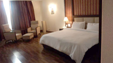 Deluxe Room at Legend Sarovar Portico, Baddi
