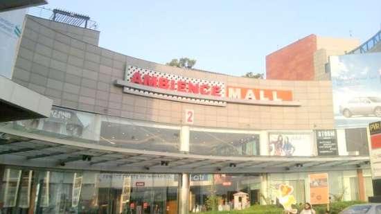 Emblem Hotels  Exterior of Ambi Mall