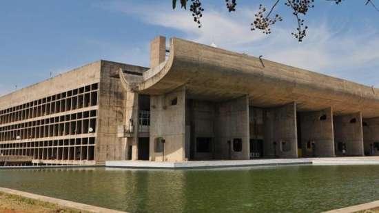Chandigarh Capitol