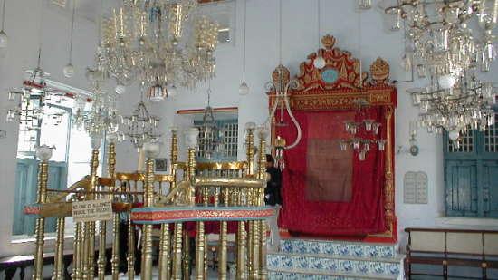 Jewish Synagouge The Gokulam Park Kochi