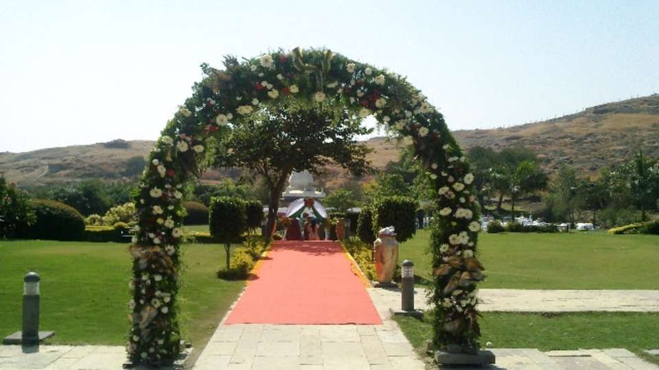 Royal Wedding at Fort Jadhavgadh Heritage Resort Hotel Pune - resort near mumbai