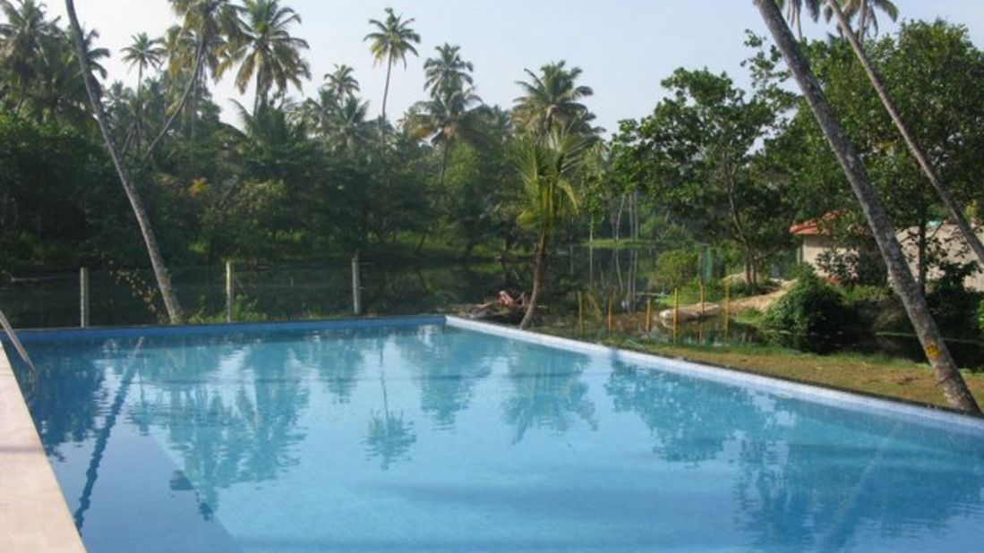 pool 6, Contact Beach Resort in Marari, Beach resorts in Allepey, 4 Star Resorts in Alleppey, Best Beach Resorts in Alleppey, Best Beach Resorts Near Cochin, Beach Resorts in Kerala